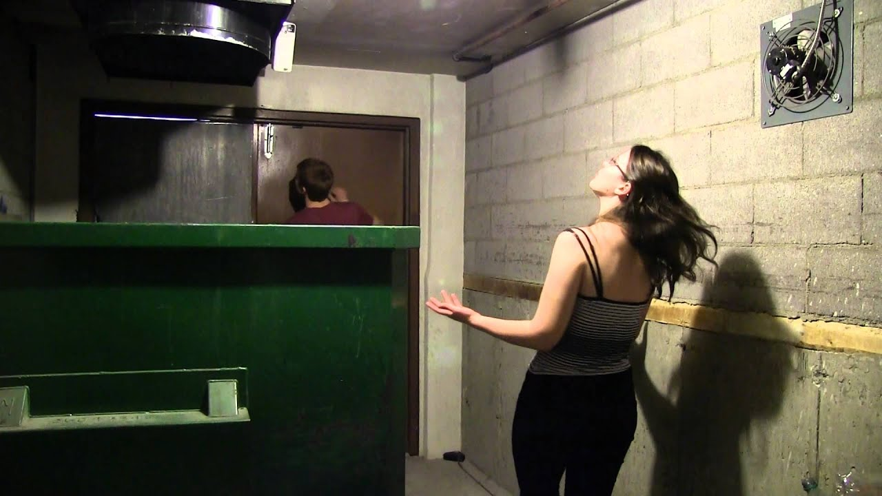 Garbage Chute Room : Garbage room youtube
