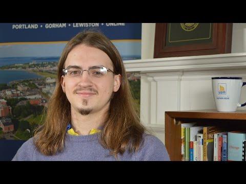 Aaron Clarke, 2017 Featured Graduate