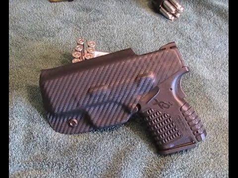 IWB Kydex Holster for the XDs