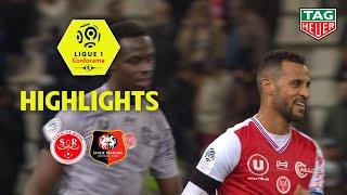 Stade de Reims - Stade Rennais FC ( 2-0 ) - Highlights - (REIMS - SRFC) / 2018-19