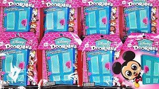 DOORABLES DISNEY сюрпризи в пакетиках! ІГРАШКИ для дітей з мультфільмів Діснея Surprise unboxing