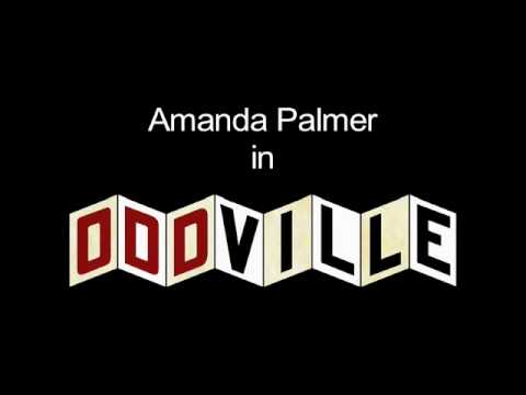 "Amanda Palmer ""Creep"" Live On Uke From Red Peters' ODDVILLE"
