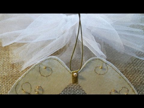 How To Make Angel Wings Wedding Decor - DIY Crafts Tutorial - Guidecentral