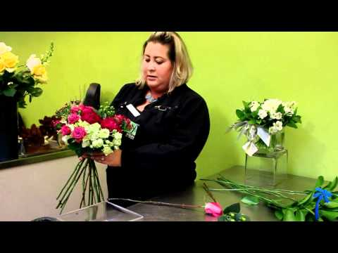 How To Make Bouquet | How to Make a Beautiful Hand Tied Flower Bouquet