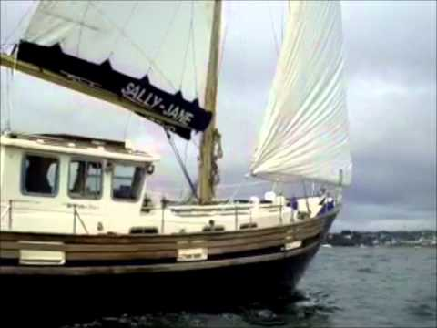 Fisher 37 Yacht.wmv