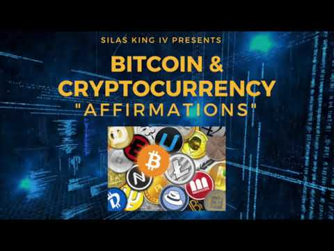 Bitcoin & Cryptocurrency Affirmations