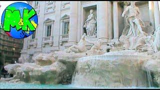 Прогулка по Риму фонтан Треви и детский магазин игрушек на площади Венеции (часть первая)(Прогулка по Риму фонтан Треви и детский магазин игрушек на площади Венеции (часть первая) Миша и Ким в социа..., 2016-01-22T20:44:08.000Z)