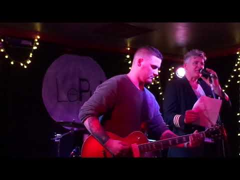 "Patrick Jones ""Bring It Back Home"" live at Le Pub"