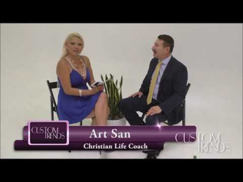 Celebrity Sport Therapist & Christian Life Coach Art San on FOX.