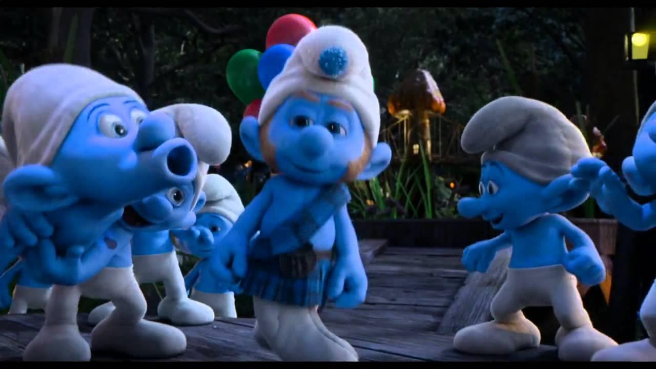 the smurfs 2 (trailer featuring britney spears' ooh la la) hd - youtube