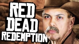 THE BEST COWBOY GAME IN THE WORLD (Red Dead Redemption Funny Moments)
