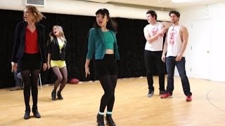 Heathers The Musical (Off-Broadway) rehearsal clips thumbnail