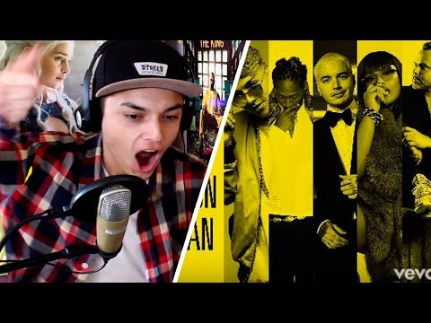 Video Reaccion  Mc Fioti, Future, J Balvin, Stefflon Don, Juan Magan - Bum Bum Tam Tam