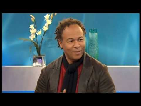 Loose Women 6th march 2009 Ray Parker Junior interview - Ghostbusters