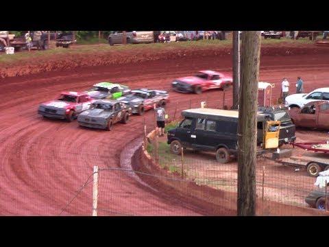 Winder Barrow Speedway Stock Eight Cylinders 6/9/18