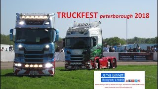 Peterborough Truckfest 2018 @ East of England Showground