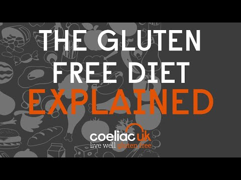 The Gluten Free Diet Coeliac UK