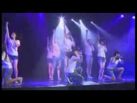 Jkt48 team J theater Wasshoi J