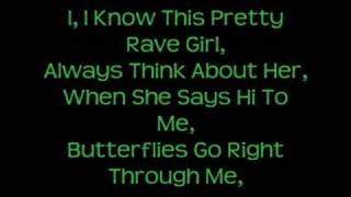 Pretty Rave Girl Lyrics