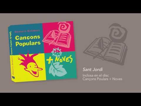 Dàmaris Gelabert - Sant Jordi (Audio Oficial)