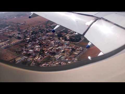 Delhi to Coimbatore landing HD