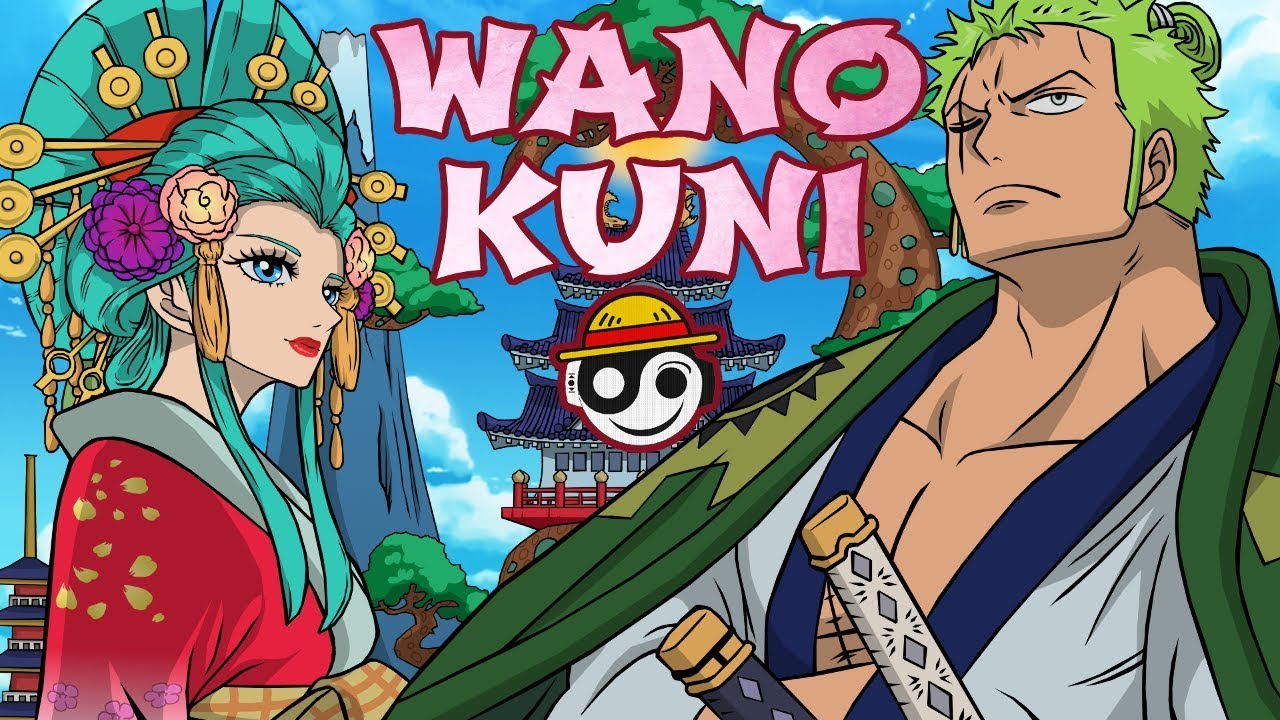One Piece Wano Kuni Theme Cover Ep892 Hq Styzmask