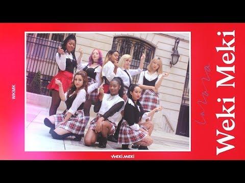 Weki Meki 위키미키 - La La La dance cover by RISIN'CREW from France