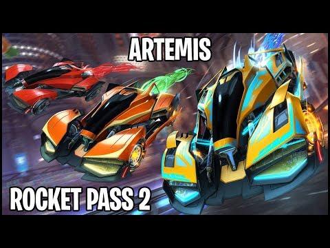 ANALISI ARTEMIS + ROCKET PASS 2 REACTION - Rocket League Analisi ITA thumbnail
