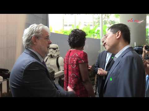 "Lucasfilm's ""Sandcrawler"" building lands in SG"
