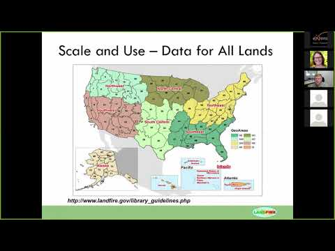 Landfire - All Lands Data from Vegetation to Fuels: Planning, Engagement, and Feedback