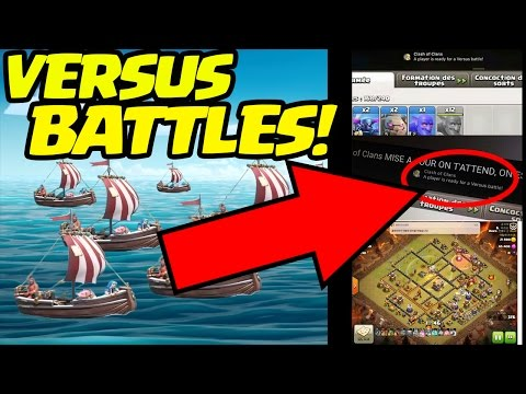 LEAK CONFIRMED by Supercell! VERSUS Battles Coming in Clash of Clans Update!