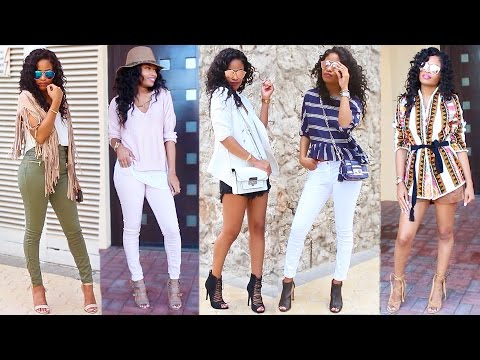 ➣ SPRING OUTFITS 2016 | lookbook
