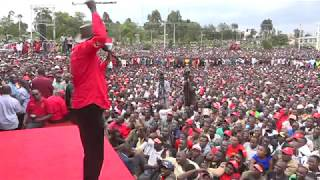 H.E JACKSON MANDAGO IN BOMET COUNTY TO DRUM UP SUPPORT FOR JUBILEE PARTY