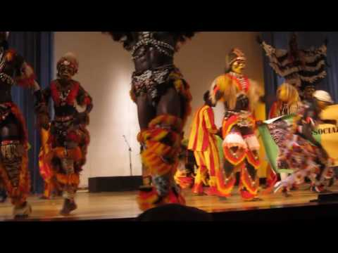 Moulaye Lion of Senegal, Grand Theatre, Dakar, 2015