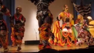 Moulaye Lion of Senegal, Grand Theatre, Dakar, 2015
