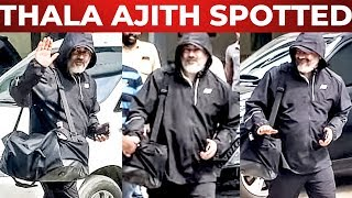 WOW: THALA Ajith's New Getup For His Next Movie Revealed