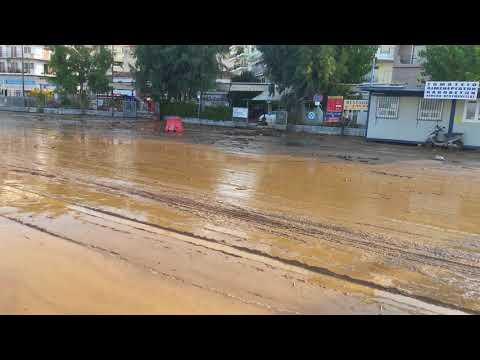 Ήγουμενίτσα: Ανοχύρωτη πόλη η Ηγουμενίτσα-Στο ίδιο έργο θεατές με τις πλημμύρες