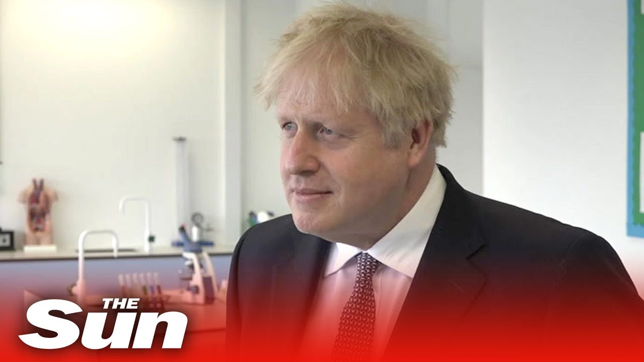 Download 'Nothing to see here', insists Boris Johnson amid flat refurbishment probe