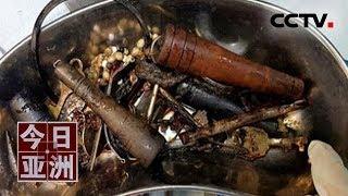 [今日亚洲]速览 震惊!印度男子腹痛就医 胃中惊现指甲刀等80件异物| CCTV中文国际