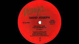 David Joseph - You Can