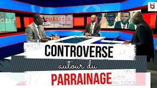 Présidentielle 2021  Bénin. Controverse sur le parrainage à la Céna. Clotaire Olihidé sur Diagonale