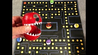Monster Pacman in the Pacman Game. DIY