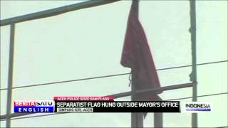 Video Separatist Flag Hung Outside Mayors Office in Aceh Province download MP3, MP4, WEBM, AVI, FLV April 2018