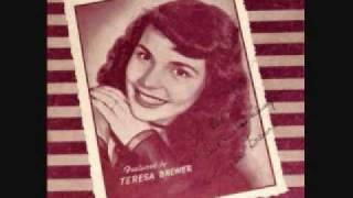 Teresa Brewer - Jazz Me Blues (1951)