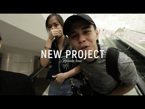 PROJECT MEETING WITH GABBI GARCIA and KHALIL RAMOS