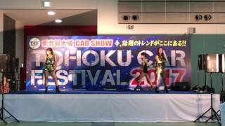 TOHOKU CAR FESTIVAL2017 in SENDAI 夢メッセ