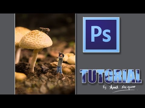 Photoshop CC Tutorial - Miniature Style Effect | Doovi