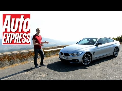 BMW 4 Series review - Auto Express