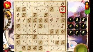Sudoku Samurai - beautiful implementation of the popular game