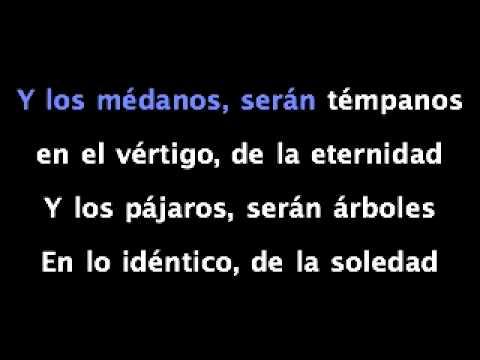 Cactus - Gustavo Cerati (Karaoke)